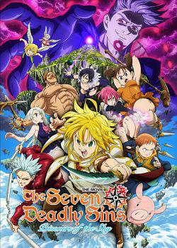 The Seven Deadly Sins: Prisoners of the Sky FRENCH WEB-DL 720p 2018