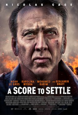 A Score to Settle TRUEFRENCH BluRay 1080p 2019