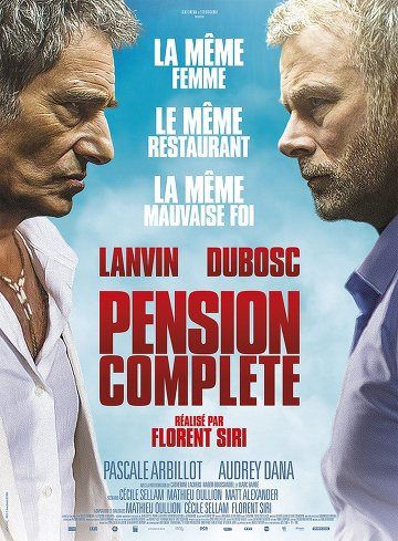 Pension complète FRENCH DVDRIP 2016