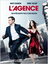 L'Agence (The Adjustment Bureau) 1CD FRENCH DVDRIP 2011