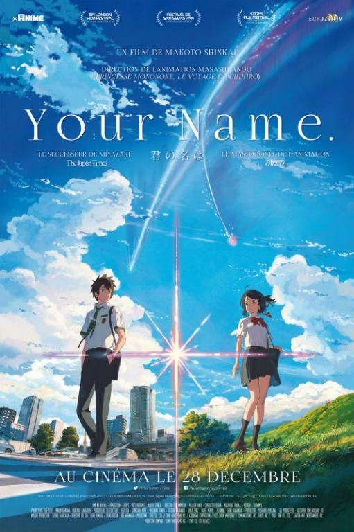 Your Name FRENCH DVDRiP 2016