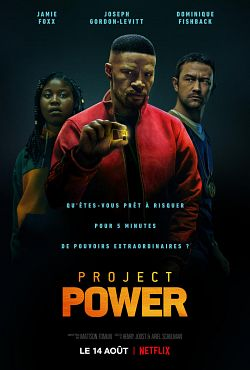 Project Power FRENCH WEBRIP 1080p 2020