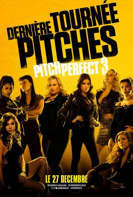 Pitch Perfect 3 FRENCH DVDSCR 2018