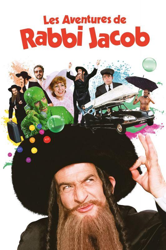 Les Aventures de Rabbi Jacob FRENCH DVDRIP 1973