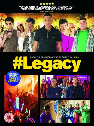 Legacy FRENCH DVDRIP 2015