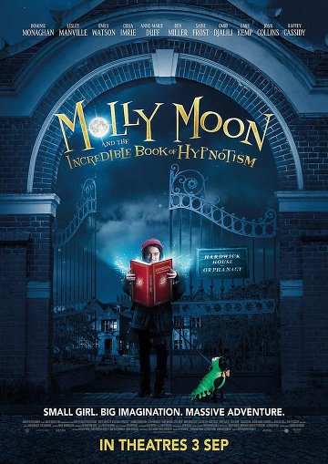 Molly Moon and the Incredible Book of Hypnotism FRENCH WEBRIP 2015