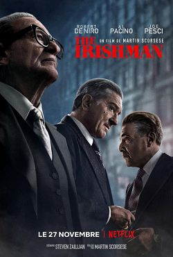 The Irishman FRENCH WEBRIP 720p 2019