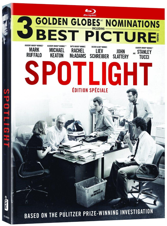 Spotlight VOSTFR DVDRIP x264 2016