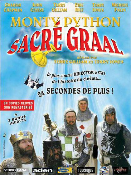 Monty Python, Sacré Graal FRENCH HDlight 1080p 1975