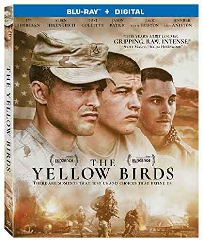 The Yellow Birds FRENCH BluRay 1080p 2019