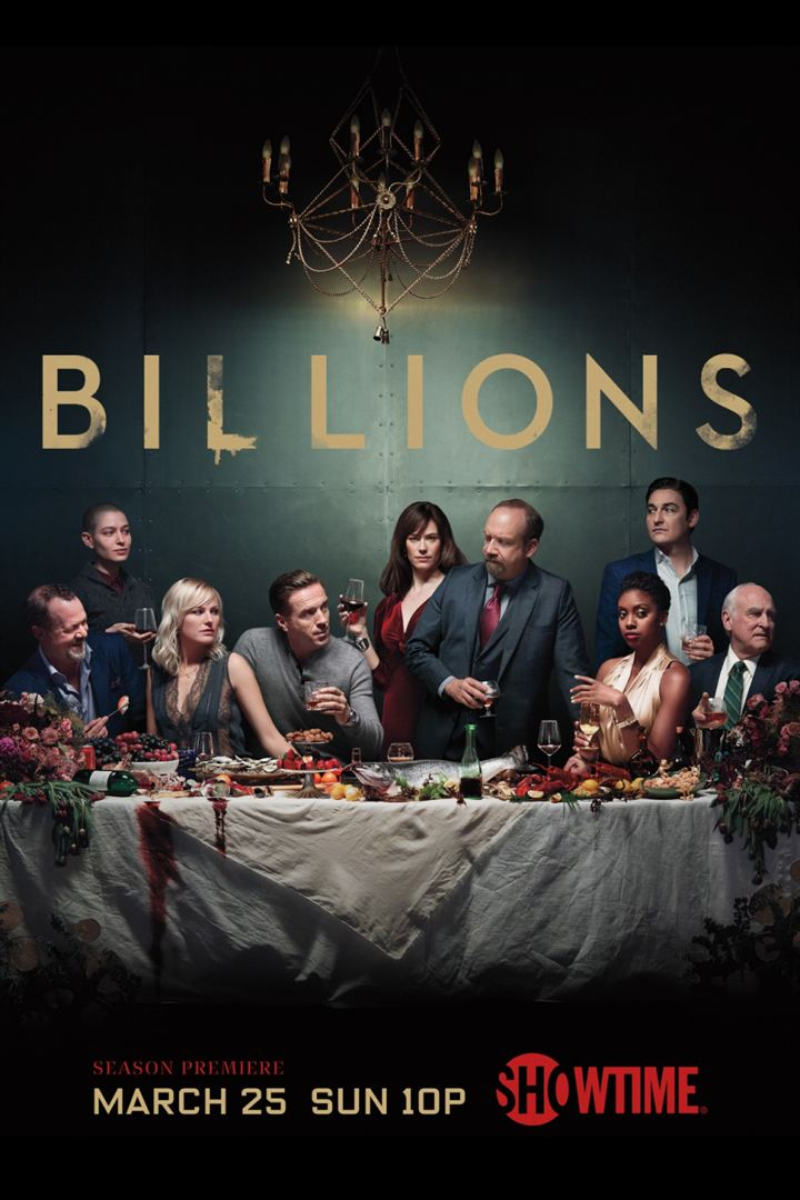 Billions Saison 3 FRENCH HDTV