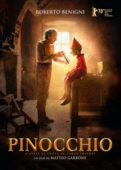 Pinocchio FRENCH BluRay 1080p 2020