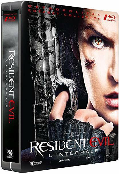 Resident Evil (Integrale) FRENCH HDlight 1080p 2002-2017