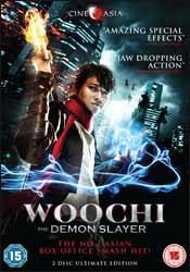 Woochi, le magicien des temps modernes FRENCH DVDRIP 2011