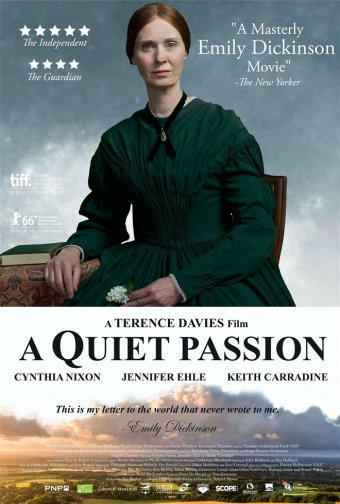 Emily Dickinson, A Quiet Passion FRENCH WEBRIP 2017