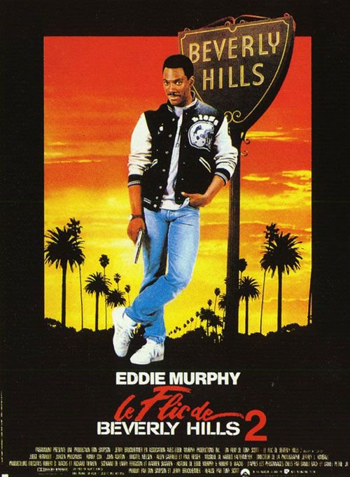 Le Flic de Beverly Hills 2 FRENCH DVDRIP 1987