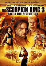 The Scorpion King 3: Battle for Redemption FRENCH DVDRIP 2011
