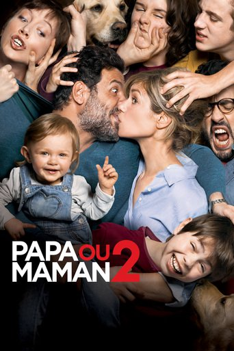 Papa ou maman 2 FRENCH BluRay 1080p 2017
