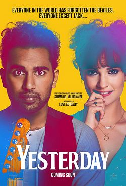 Yesterday FRENCH WEBRIP 2019