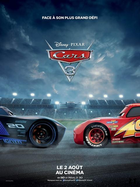 Cars 3 FRENCH DVDRIP 2017