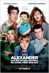 Alexander and the Terrible, Horrible, No Good, Very Bad Day VOSTFR DVDRIP 2015
