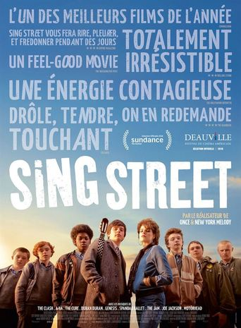 Sing Street FRENCH BluRay 720p 2017
