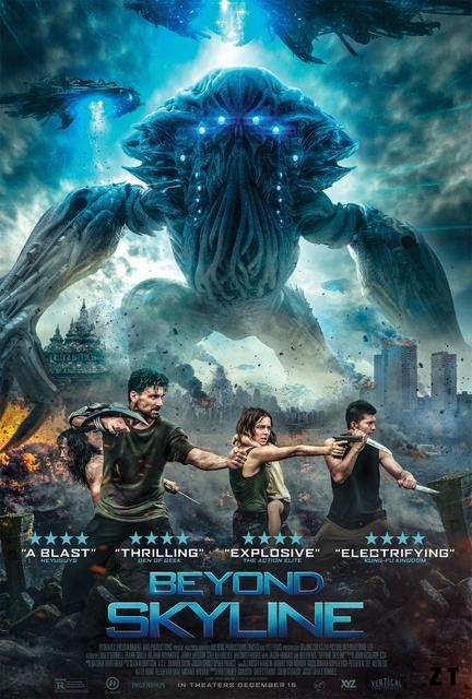 Beyond Skyline FRENCH DVDRIP 2018