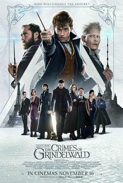 Les Animaux fantastiques : Les crimes de Grindelwald FRENCH BluRay 1080p 2018