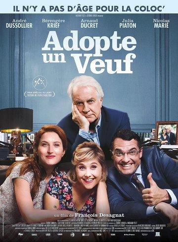 Adopte Un Veuf FRENCH DVDRIP 2016