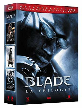 Blade (Trilogie) FRENCH HDlight 1080p 1998-2004