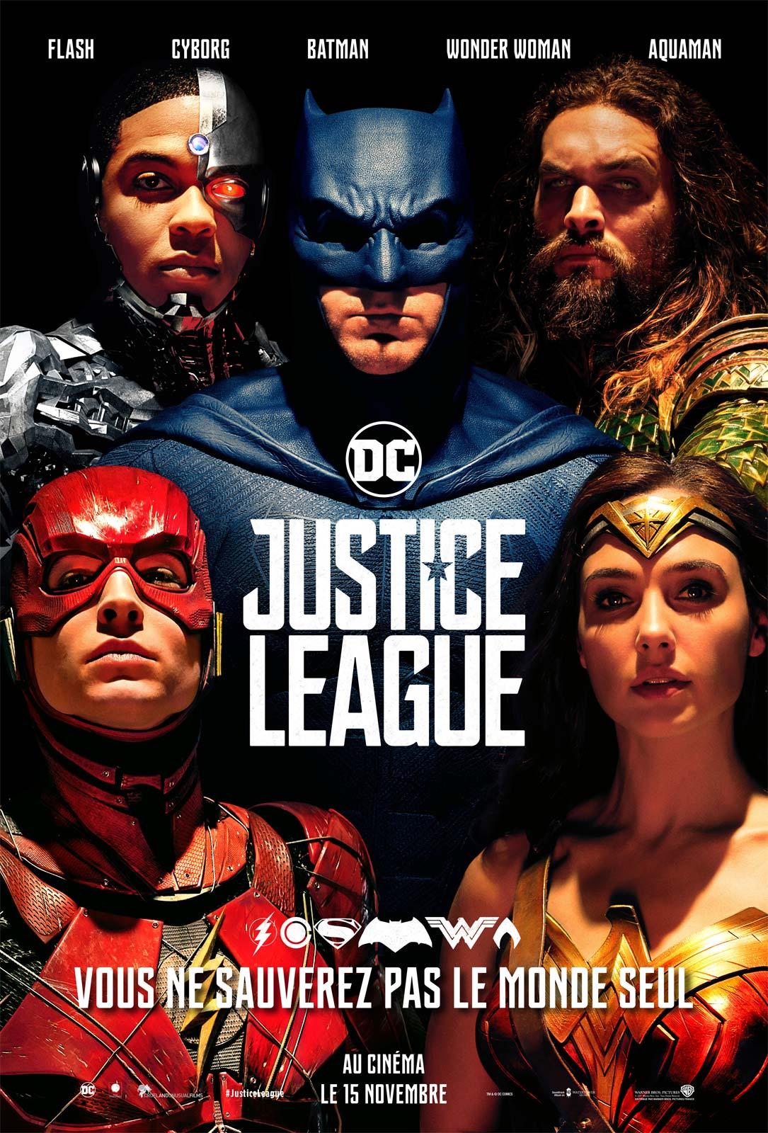 Justice League VOSTFR WEBRIP 2017
