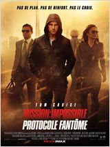 Mission : Impossible 4 - Protocole fantôme 1CD FRENCH DVDRIP 2011