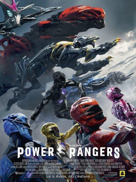 Power Rangers FRENCH BluRay 1080p 2017