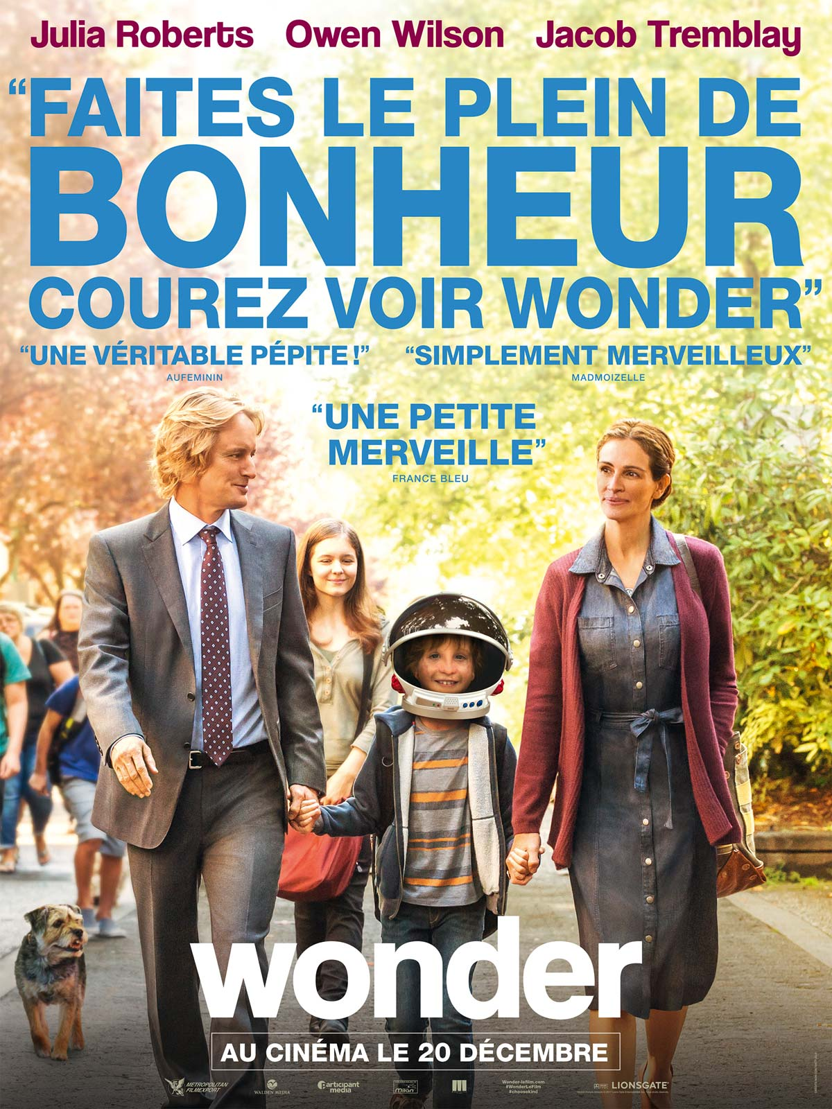 Wonder FRENCH WEBRIP 2018