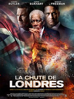 La Chute de Londres TRUEFRENCH BluRay 720p 2016