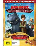Dragons gift of the night fury FRENCH DVDRIP 2011