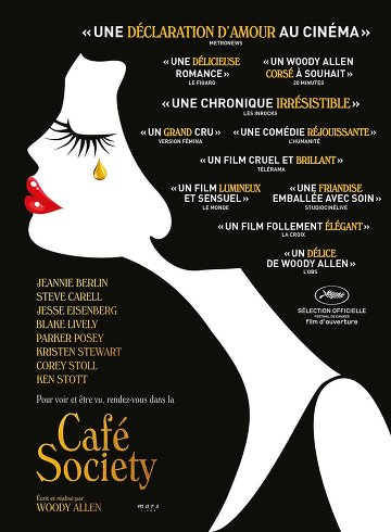 Café Society FRENCH BluRay 720p 2016