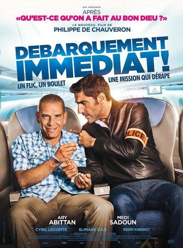 Débarquement immédiat FRENCH DVDRIP 2016