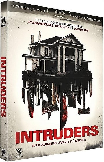 Intruders FRENCH BluRay 1080p 2016