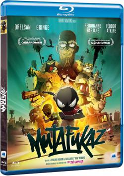 Mutafukaz FRENCH BluRay 1080p 2019