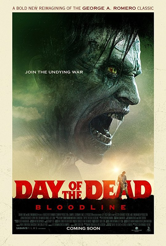 Day of the Dead: Bloodline FRENCH WEBRIP 1080p 2018