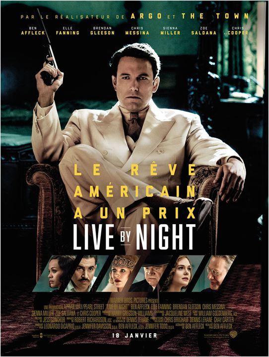 Live By Night FRENCH DVDRIP x264 2017