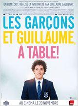Les Garçons et Guillaume, à table ! FRENCH DVDRIP 2013