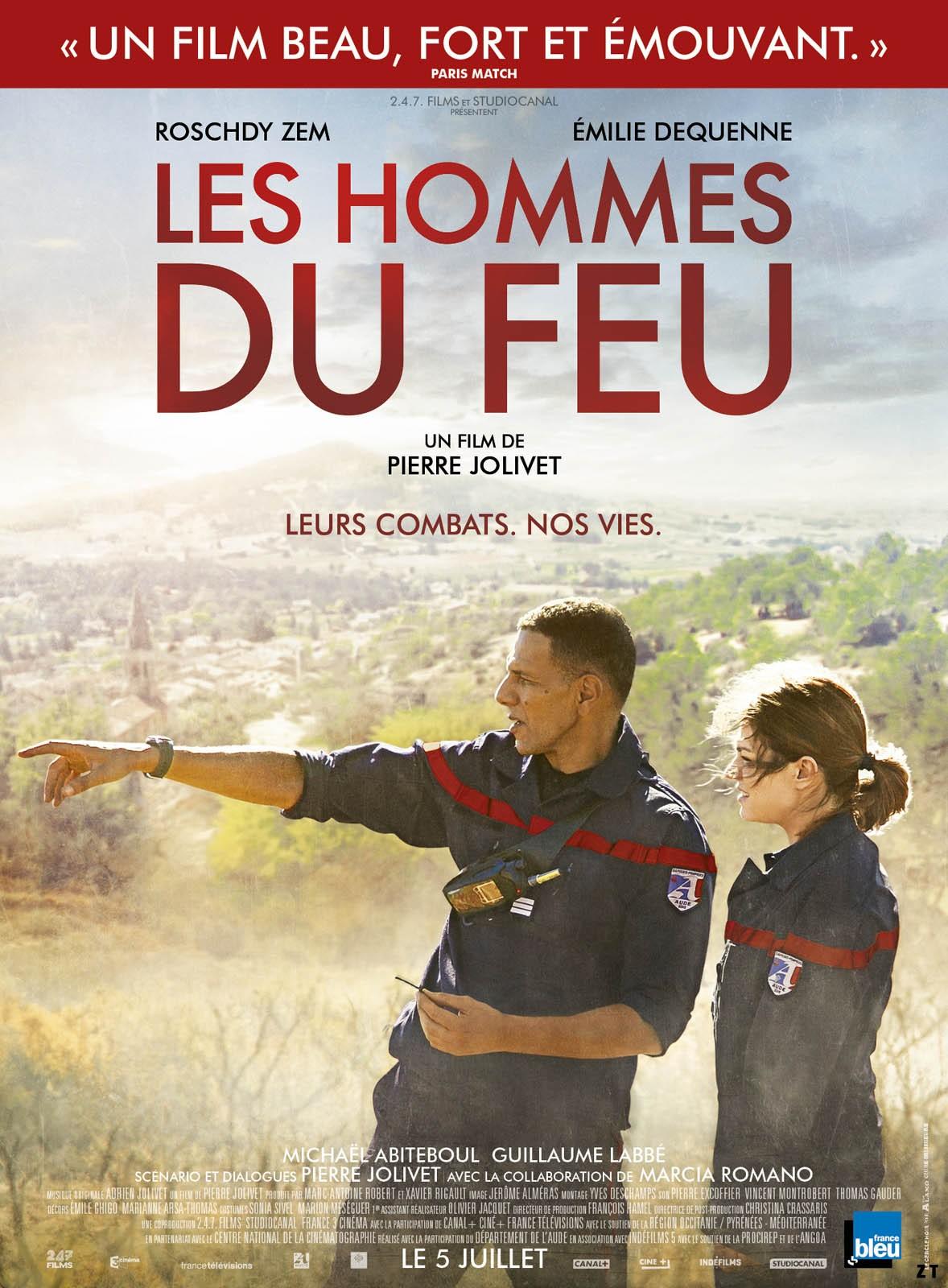 Les Hommes du feu FRENCH DVDRIP 2017