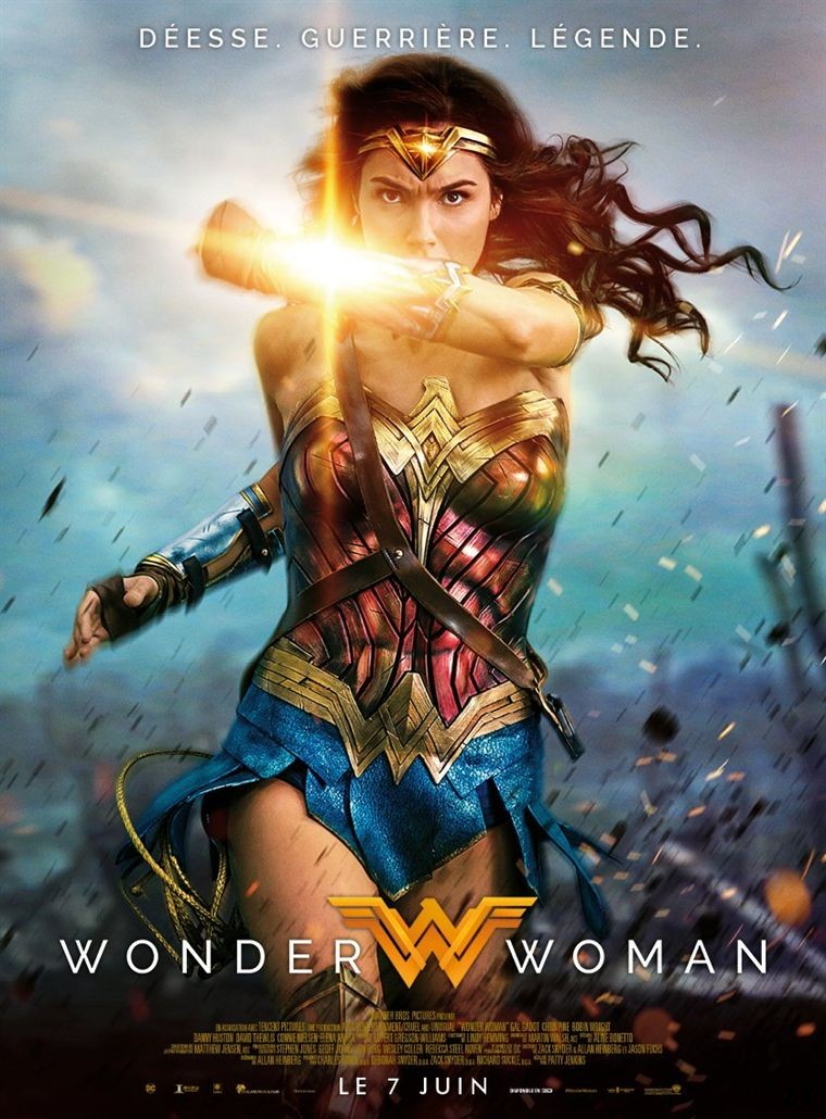 Wonder Woman FRENCH BluRay 720p 2017