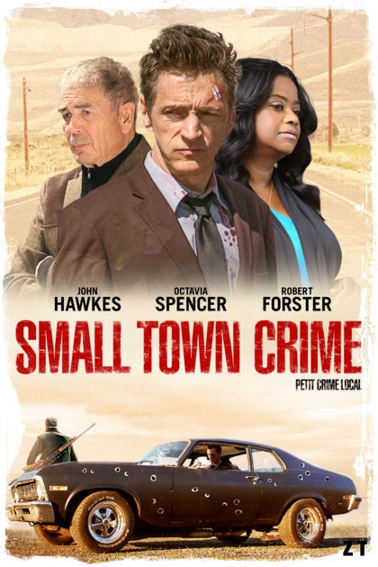 Small Town Crime FRENCH WEBRIP 720p 2018