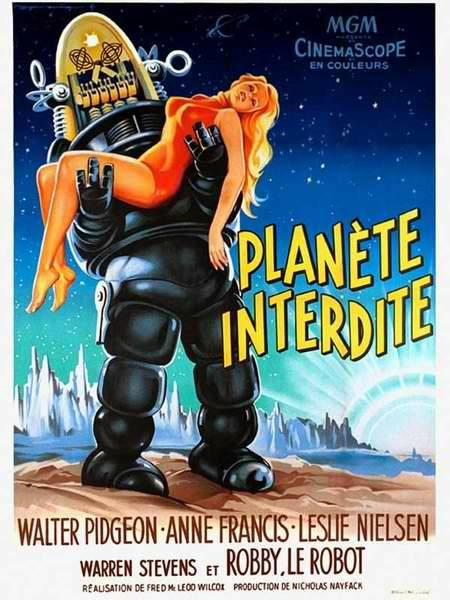 Planète interdite FRENCH HDlight 1080p 1957