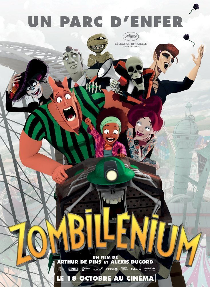 Zombillenium FRENCH HDlight 1080p 2018