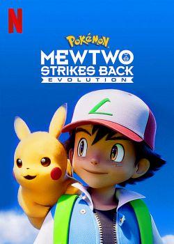 Pokémon : Mewtwo contre-attaque – Evolution FRENCH WEBRIP 1080p 2020