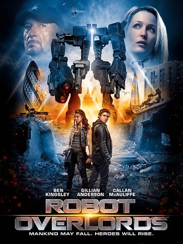 Robot Overlords FRENCH DVDRIP 2015